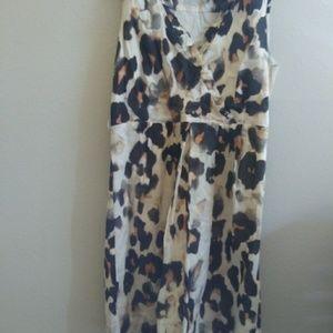 Allen B dress
